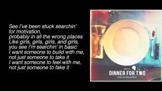 Witt Lowry - Dinner For Two Prod by Dan Haynes