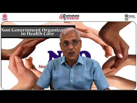 Non Governmental Organizations and health care