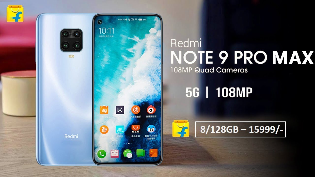 Redmi Note 9 Pro Max 5g 64mp Quad Camera 5020mah Battery Unboxing Redmi Note 9 Pro Max 2020 Youtube