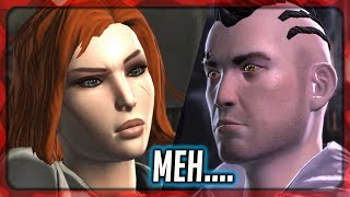 SWTOR Traitor Among the Chiss - Theron RomanceLight Side