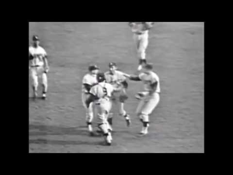 The Last Pitch of The Last 90 World Series (1926-2016) UPDATED