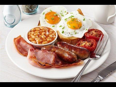 """English Breakfast Recipe (For My Neighbors)"" ""Good Morning Recipes"""