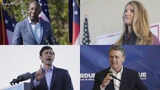 Georgia U.S. Senate Election
