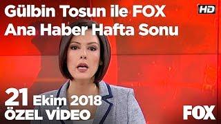 Sirkte korkunç kaza! 21 Ekim 2018 Gülbin Tosun ile FOX Ana Haber Hafta Sonu