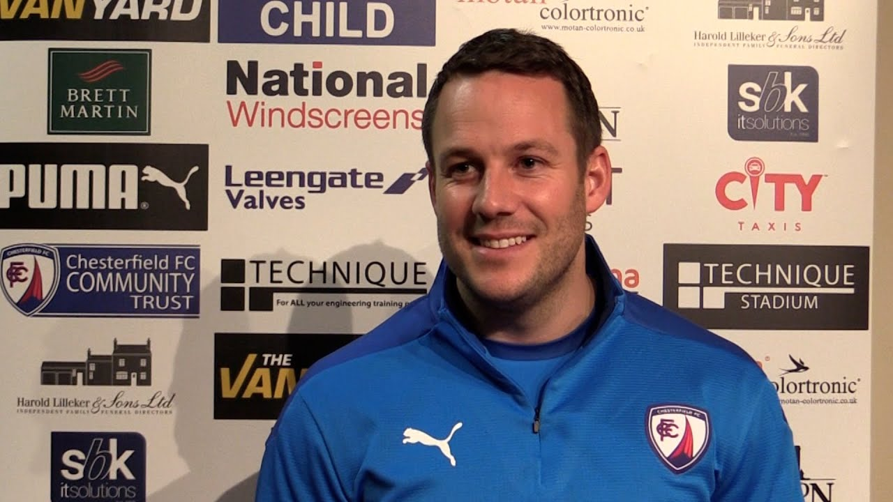 """New Blues boss James Rowe: """"The challenge is to get the club back to where  it should be."""" - YouTube"""