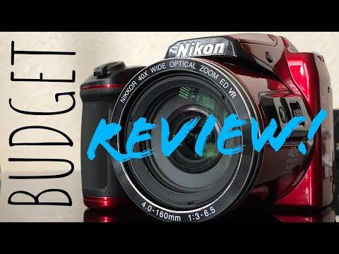 Best Budget Starter Camera! | Nikon Coolpix B500 REVIEW