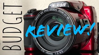 Best Budget Starter Camera! | Nikon Coolpix B500 REVIEW