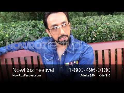 NowRoz Festival 2018 - Habib Qaderi - Sunday April 15, 2018 - Pleasanton, CA