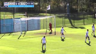 Bethany Balcer game-winning goal against UNOH - NAIA National Championship Semifinals