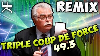 André Chassaigne - TRIPLE COUP DE FORCE (REMIX POLITIQUE)