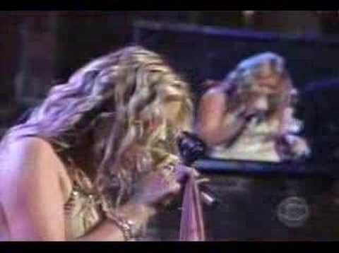 Joss Stone - Spoiled (live at Late Late Show)