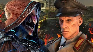 Ultimis Richtofen Will Kill Dr Monty! Alpha Omega Easter Egg (Black Ops 4 Zombies Storyline)