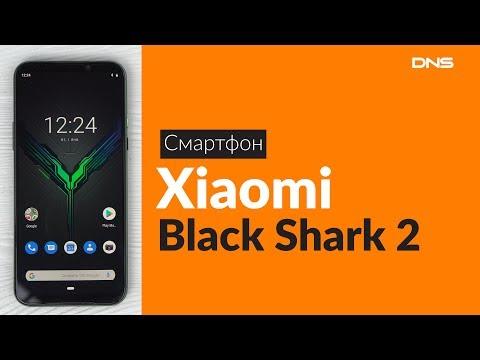 Распаковка смартфона Xiaomi Black Shark 2 / Unboxing  Xiaomi Black Shark 2