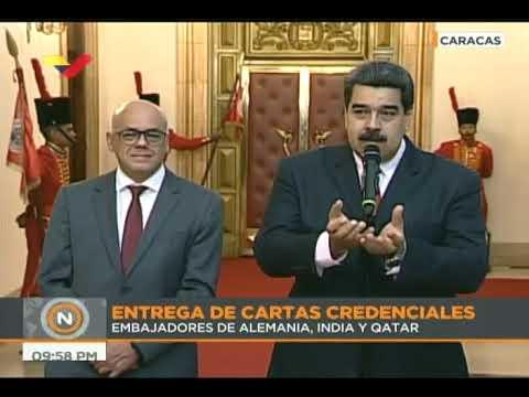 Maduro: Colombia debe indemnizar Venezuela por 5,6 millones de colombianos viviendo en el país