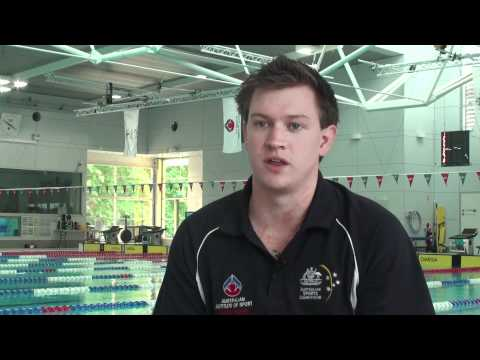 Australian sports science welcomes new recruits - Nicholas Smith Interview.mp4