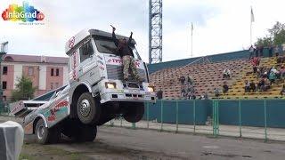 Экстремальное шоу каскадеров в Архангельске
