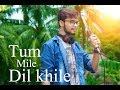 Tum Mile Dil Khile - Unplugged Cover   Rhythmic Raj Chatterjee   Criminal   Bollywood Romantic Song