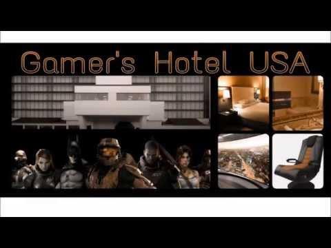 Gamer's Hotel USA