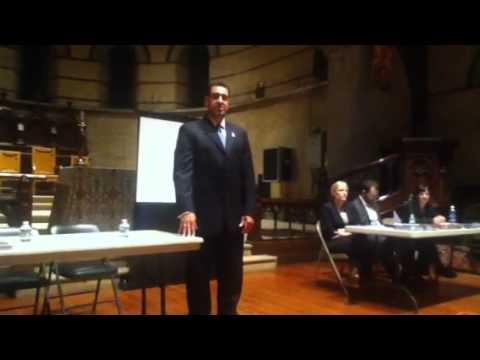Manhattan DA/RIOC Public Safety Presentation (Part 1)