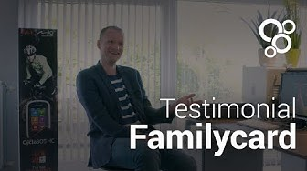 TradeTracker Testimonial van Familycard