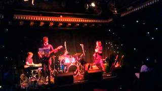 Jigsaw - Mike Stern -  Live Cover by Nic Holson 14th of April at The Voodoo Rooms