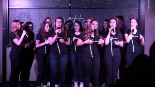 Into You A Cappella Cover - The Harmonettes