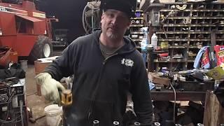 Hesston 4910 Blower Mod-3