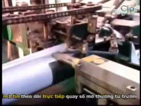 bí ẩn không xa lạ - sản xuất ống nhựa