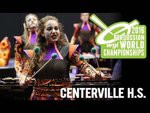 WGI 2016: Centerville High School (FULL SHOW)