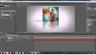 After effects reflection tutorial