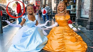 DiSNEY PRiNCESSES in REAL LIFE!