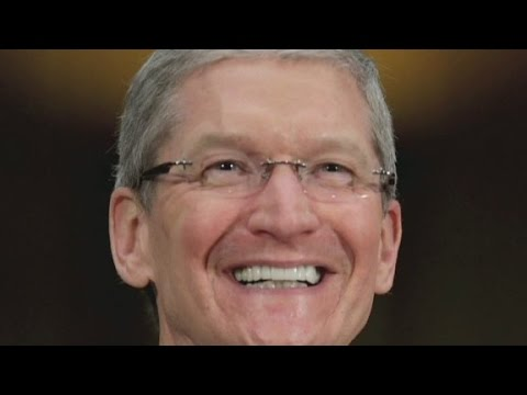 Apple CEO: 'I'm proud to be gay'