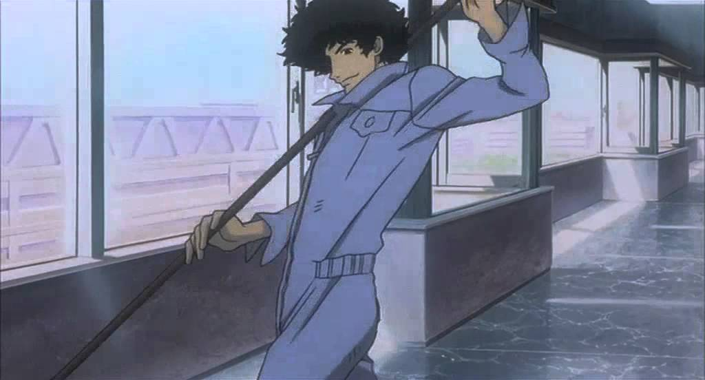 How Cowboy Bebop Played with the Western Genre