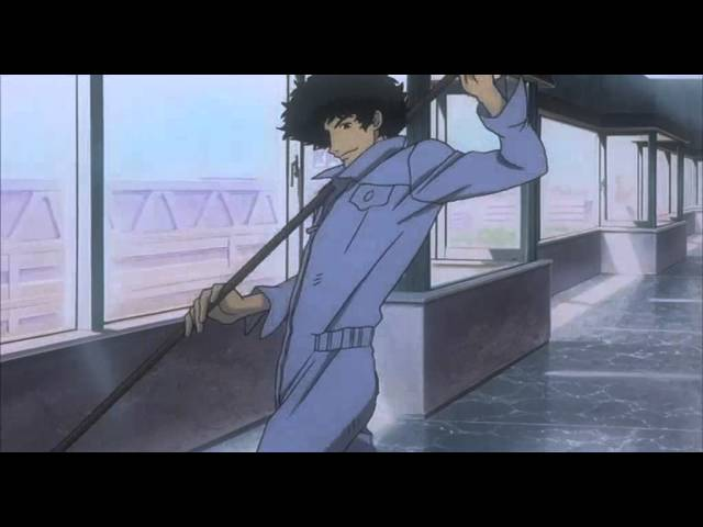 Anime Galleries dot Net - Electra/cb elektra0005 Pics ... |Cowboy Bebop Spike And Elektra