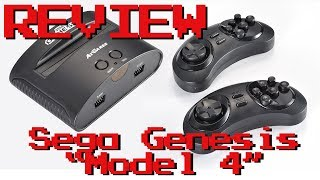 """Review: Sega Genesis """"Model 4"""" Classic Game Console by ATGames"""