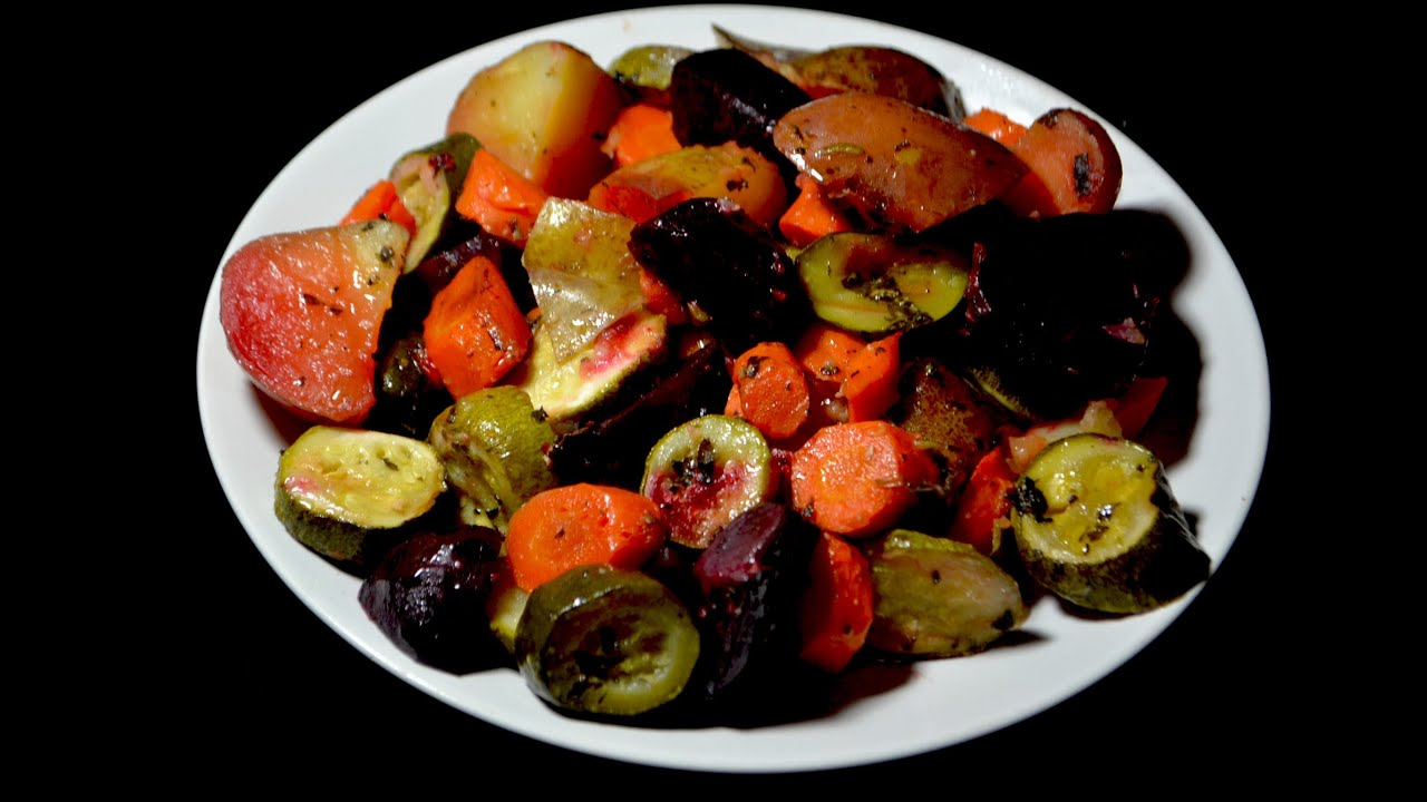 Vegetales al horno youtube - Verduras rellenas al horno ...