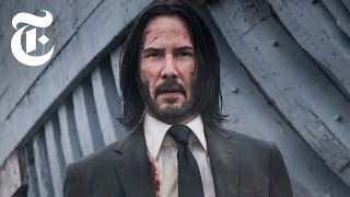 Watch Keanu Reeves Fight Ninjas in 'John Wick: Chapter 3'  | Anatomy of a Scene