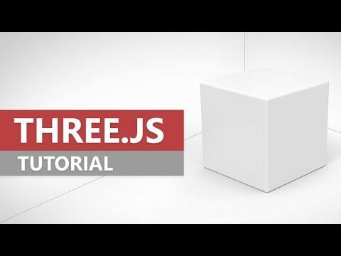 Three.js Tutorial | Part 4: Import Model From Blender | Beginner