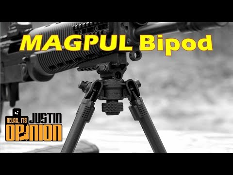 MAGPUL Bipod - Tested