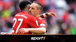 Alaba: Darum bin ich Ribery bis heute dankbar | SPORT1 - DER TAG