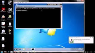Logando como administrador no Windows 7