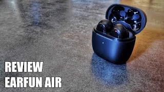 Review Earfun Air - Nuevos Auriculares Inalambricos TWS 2020