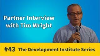 Partner Interview - Tim Wright | Development Institute