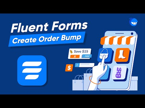 How to Make an Order Bump for your Online Store | Fluent Forms