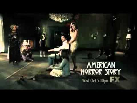 American Horror Story: Murders House - All Teasers - Compilation
