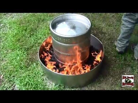 How To Cook Turkey In Hours The Easy Way In Beer Keg