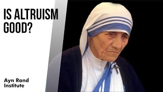 Is Altruism Good? by Ben Bayer