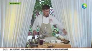 Литературные дегустации на фестивале «Русской кухни» в Москве