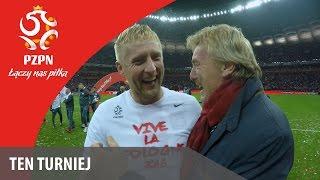 """Ten Turniej #5 - Zbigniew Boniek: """"Napięcie podczas takiej imprezy jest potężne"""""""