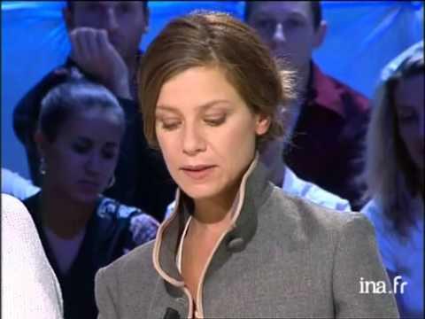 Suite de l' de Sylvie Testud  Archive INA